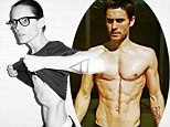 Jared Leto confesses he has starved himself for a MONTH for film role as he reveals shockingly skinny frame
