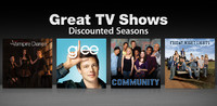 Great TV Shows: Discounted Seasons