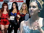 'We were told to be quiet': Ashley Roberts claims she was banned from talking in the Pussycat Dolls
