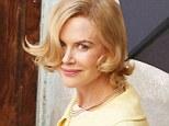 Racy role: Nicole Kidman, snapped on the set of film Grace, 'made Zac Efron a man'