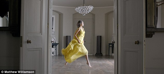 Tiny dancer: The choreography to the film was done by Wayne McGregor, founder of Random Dance