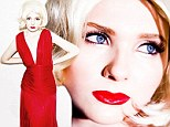 All grown up: Abigail Breslin stars in promotional stills for Tyler Shields' feature directorial debut Final Girl