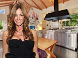For sale: Kelly Bensimon has put her sprawling Hamptons home up for sale