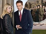 Homeland and Downton Abbey lead the way on Producers Guild Awards nominations