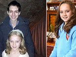 'I jumped on my bed when I got the part!': 10-year-old British girl tipped for stardom after landing role in Les Miserables as Anne Hathaway's daughter thanks to school play talent scout