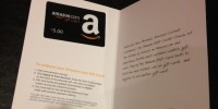 Amazon Woos Geeks With Amazing Cloud Tech — And $5 Gift Cards