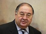 Oligarch: Alisher Usmanov is MegaFon's leading shareholder