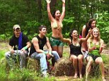 Gang: Buckwild showcases a group of young friends living in the tiny town of Sissonville, West Virginia