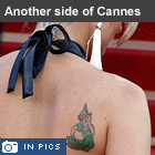 The Cannes Film Festival from another angle