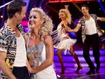 Howzat! Michael Vaughan sambas out of Strictly Come Dancing after ending up bottom of the leaderboard