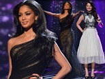 Is there any point competing? Tulisa loses fashion battle to flawless Nicole Scherzinger on The X Factor... AGAIN!