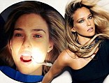 Bar Refaeli showed off a picture at the dentist