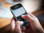 Status symbol: Research has shown mobile and instant messaging addictions are driven by materialism and impulsiveness