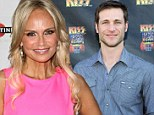 Guess who got a rose then? Bachelor Jake Pavelka, 34, takes 44-year-old Kristen Chenoweth on a date in his hometown