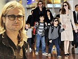Brad Pitt says his wedding will be all about Angelina Jolie and the children