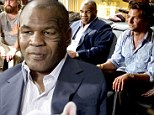 Mike Tyson has revealed that he was high on cocaine while shooting the cameo in the hit film, which became the highest-grossing R-rated comedy in the United States.
