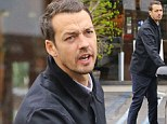 Rupert Sanders steps out for the first time since being fired from Snow White sequel... and looks like he hasn't slept in days