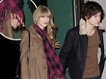 It's a Love Story! Taylor Swift and Harry Styles hold hands as they go on another romantic New York dinner date