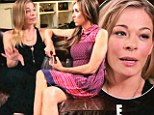 All I wish is that everyone we hurt, that I hurt, can be happy': LeAnn Rimes breaks down as she discusses her affair with now husband Eddie Cibrian
