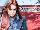 Times really are tough! Troubled Lindsay Lohan 'sells off her clothes'... as day of reckoning over assault case looms