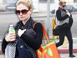 Double bundle of joy! Anna Paquin kept her twins under wraps during a trip to the grocery store on Thursday
