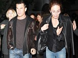 Still going strong! Hollywood power couple Josh Brolin and Diane Lane enjoy a date night at trendy Chateau Marmont