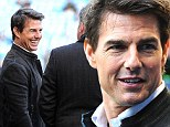 Manchester derby is no Mission Impossible for Tom Cruise as the Hollywood star jets in to see United win