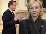Carey Mulligan, David Cameron, Dominic and Jill Batty.jpg