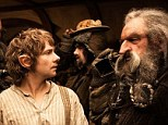 In the film, Bilbo's job is to help 13 dwarves win back their underground kingdom