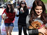 Ariel Winter's sister and guardian Shanelle 'questioned over drug use and jail time in deposition'