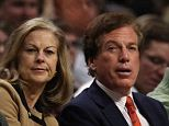 Christie Hefner and Billy Marovitz separated in 2011 following the revelation that he had been secretly trading Playboy stock for years