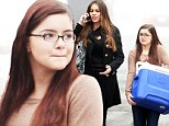 Bonding with her Modern Family: Ariel Winter returns to work with Sofia Vergara amid custody drama