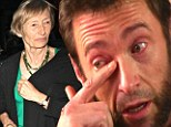Hugh Jackman breaks down while remembering how his mother abandoned him aged eight during emotional TV interview