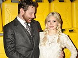 Technology heir: The Napster creator and Facebook founder Sean Parker was seen touching his fiancee's seven-months pregnant stomach in excited anticipation last night