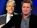 'He is a big pain in a**': Jon Stewart bans Hugh Grant from The Daily Show after actor was rude to his staff