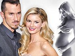 It's a boy! Supermodel Marisa Miller and her husband Griffin Guess welcome their first baby - a son called Gavin Lee
