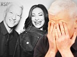 They're a biohazard! Anderson Cooper's dirty laundry is aired in public after it emerges jeans are 'dangerous'