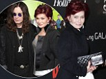 'I had colon, breast and ovarian cancer genes': Sharon Osbourne reveals she spent £155,000 on life saving DNA screening