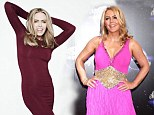 'I've got my sparkle back!' New Weight Watchers ambassador Patsy Kensit shows off her svelte figure in a tight red dress after losing a stone