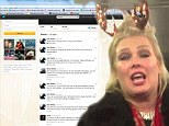 'It's making me giggle A LOT!' Kim Wilde laughs off Christmas serenade as brother Ricky deems video 'moment of mad fun'