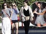 The 50-year-old actress is allegedly being given the cold shoulder by Rumer, 24, Scout, 21, and Tallulah, 18, just months after they reconciled following a bitter fallout.