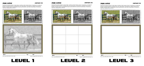 draw-horse-2-set_levels