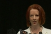 Gillard addresses parental leave allegations
