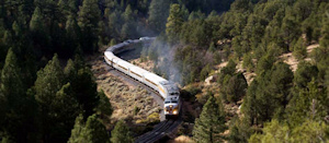 Grand Canyon Train Tour from Sedona or Flagstaff
