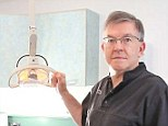 Down in the mouth: Dentist Roy Morris