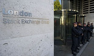 Bagging a bargain: The London Stock Exchange snaps up LCH.Clearnet, the world's second largest clearer of bond transactions.