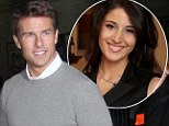 Tom Cruise 'smitten' with New York restaurant manager! Actor spotted 'dirty dancing' with new squeeze in Chinatown night club