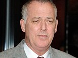 Michael Barrymore says his TV personality is dead after years of being harangued by the press