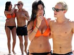 Girlfriend material? Jamie Laing and a mystery brunette