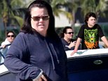 Afternoon cruising: Rosie O'Donnell takes three of her kids on a boat ride in Miami